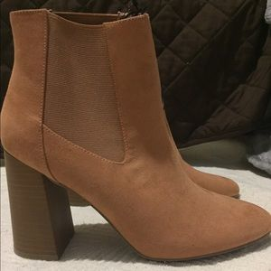 Sergio Rossi Virgina Leather Ankle Boots Gr. IT 36 lS1mbH